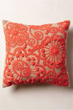 Costilla Pillow - anthropologie.com