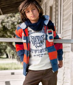 Cute fall outfit for Boys. H kids-fashion Fashion Kids, Little Boy Fashion, Fashion Wear, Fall Fashion, Cute Fall Outfits, Boy Outfits, Big Boys, Cute Boys, Boy Hairstyles