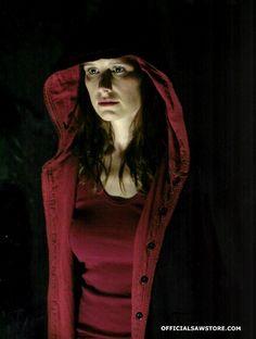 Amanda Young Saw 3 Horror Movie Characters, Best Horror Movies, Horror Films, Good Movies, Awesome Movies, Jigsaw Movie, Shawnee Smith, Jigsaw Saw, Rpg