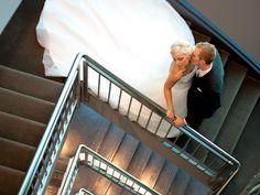 Melbourne wedding venue | Staircase | Wedding photo ideas