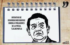 #TenemosUnaCita Operativo de Seguridad Mexiquense ignora a pobladores de La Presa, Tlalnepantla