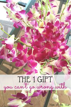 """Flower bouquets are a gorgeous way to say """"I love you"""" and """"Thank you"""" to the special mom, friend, or girl in your life. Every woman loves flowers and what a perfect thank-you gift!"""