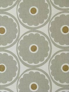 For breakfast nook valance. Colors much prettier in person. Grey and brighter yellow.