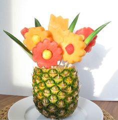 7 DIY Fruit Decor
