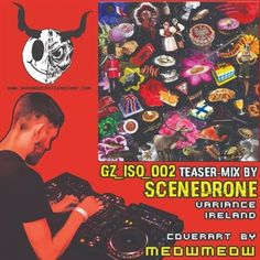 GZ_ISO_002 Teaser-Mix by SCENEDRONE [Soon on VINYL!] by Luke Creed on SoundCloud