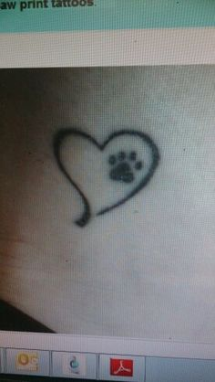 I want this...in memory of my dog.