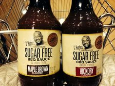 Cut the Wheat, Ditch the Sugar: Review: G. Hughes / Guy's Sugar Free, Gluten Free BBQ Sauces and a Giveaway