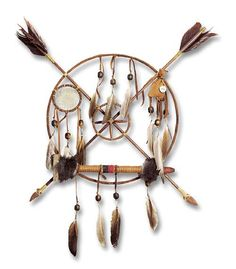 Medicine Wheel Wall Hanging - Miscellaneous - For the Home