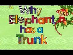 Tinga Tinga, tales of Africa - Why elephant has a trunk?