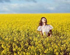 Aaron McPolin fashion and beauty photography, canola yellow bloom fields australia www.aaronmcpolin.com