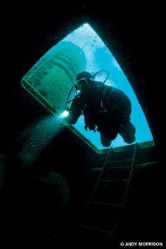 Alert Diver | Tobermory, Ontario