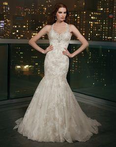 Justin Alexander style #9704 Size 12 Wedding Dress - Nearly Newlywed