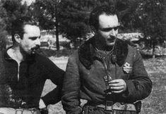 da sx Cesare Erminio e Egeo Fioroni