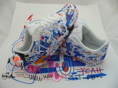 new arrival 3c79e 93166 Custom Sneakers, Custom Shoes, Shoes Sneakers, Air Force Ones,