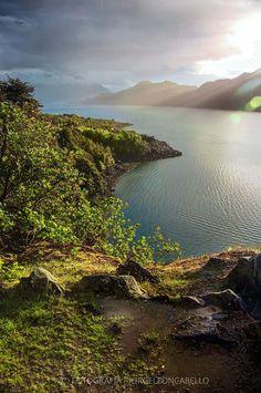 Luces de la Tarde - Fiordo Hornopiren ( Patagonia - Chile) | by Noelegroj (More than 6 Million views.Thank you all