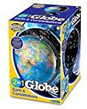 2 in 1 Globe - Earth and Constellations - spacekids - space toys, dressing up costumes, kids spacesuits, astronaut food, cool space stuff! Brainstorm, Branches, Science Toys, Space Toys, Star Constellations, Toy 2, Learning Tools, Light Sensor, Study Materials