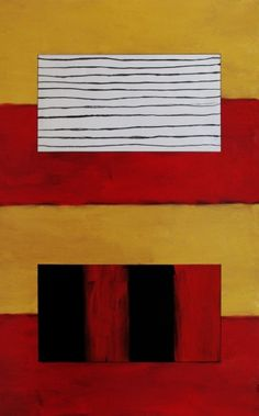 SEAN SCULLY -- BODY OF WORK 1964-2013.04.03