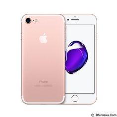 Apple A10 Quad-core 2.34 GHz, 4.7 inch, 128GB Storage, 2GB RAM, Camera 12MP+7MP, Fingerprint, Battery 1960 mAh, LTE, iOS 10 murah dengan spesifikasi sesuai kebutuhan Anda. Gratis ongkos kirim dan bisa dicicil dengan bunga cicilan 0%