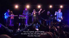 "Confira a canção ""Good Father"" com Kalley Heiligenthal de Bethel Music! Bethel Church, Move Song, Bethel Music, Good Good Father, Christian Music, My Father, Worship, Lyrics, Faith"