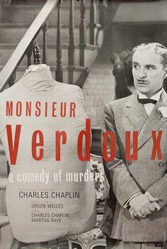 "keyframedaily: "" Charles Chaplin's Monsieur Verdoux (1947). """