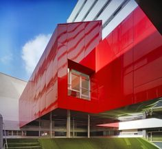 University Hospital Cafeteria in Sevilla, Spain / Sol89
