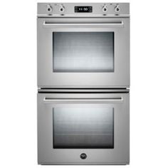 Bertazzoni FD30PROXT Professional Series 30 Double Electric Wall Oven with New Pro Handle with Auto-Assist