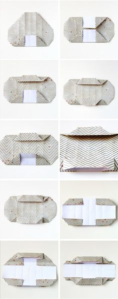 How to make these Rectangular Diy Origami Boxes from a single sheet of paper