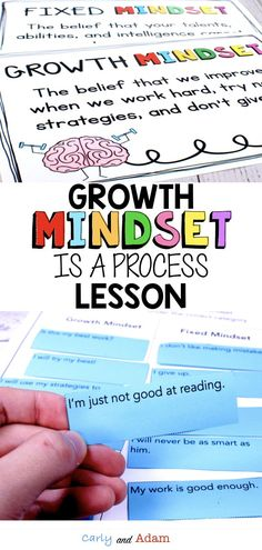 Growth Mindset is a
