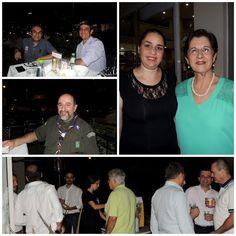 SOCIAIS CULTURAIS E ETC.  BOANERGES GONÇALVES: Coquetel da APAE no Fran's Café