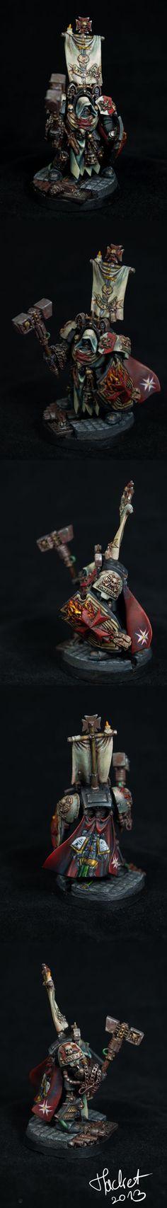 Black Templars Marshall