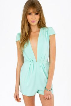 Gabrielle Romper $30 at www.tobi.com  i know it willl sell out quick so had to get it
