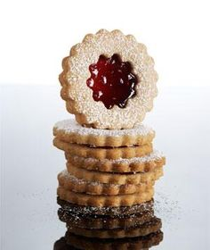 Linzers,Gingersnaps, macaroons, sugar cookies, shortbread—we've got a bounty of festive cookies fit for Christmas or any holiday celebration.
