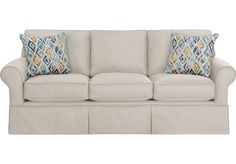 $699 picture of Provincetown Linen Sofa  from Sofas Furniture