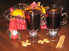 Gløgg is the term used for mulled wine in the Nordic countries of ...