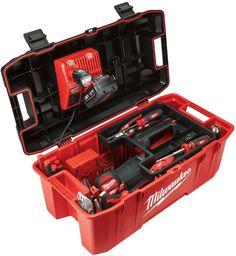 New Milwaukee Tool Box!