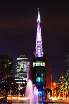 The Swan Bell, Perth, Australia