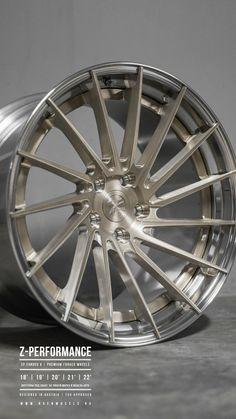 Кованые Диски Z-Performance ZP.Forged 6 - Купить у официального дистрибьютера в России. #wheels #rims #forgedwheels #forgedrims #tuning #tuningdesign #wheeldesign #диски #колеса #колесныедиски #кованыедиски #ковка #тюнингавтомобилей #эксклюзивныеавто #магазиндисков #купитьдиски #дорогиеавтомобили #редкиеавтомобили #fitment #customoffsets #luxurycars #ковка Forged Wheels, Alloy Wheel, Car Stuff, Exotic Cars, Muscle Cars, Ring, Beauty, Autos, Rings