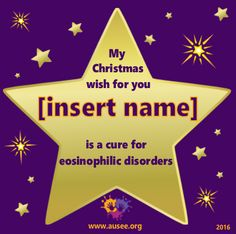 Please support our Christmas Wish Star Appeal for a $5 donation and get your name on a star