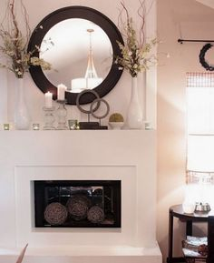20 best Mantel Decor images on Pinterest | Home decor, Decorating ...