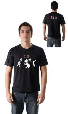 Camiseta Oficina G3 (02) por apenas R$39.99