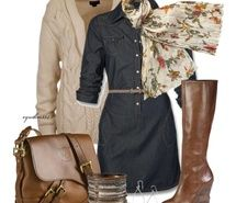 Inspiring picture autumn, brown, cardigan, combinations. Resolution: 554x554. Find the picture to your taste!