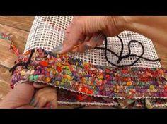 Locker Hooking the Confetti Tote Bag - Color Crazy