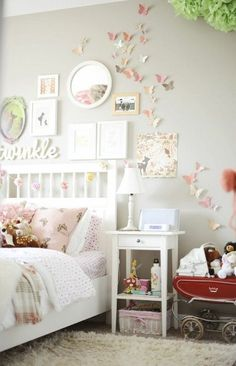 25 Shabby Chic Kids Room Ideas
