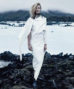 Suvi Koponen by Craig McDean for The New York Times T Style Magazine Fall 2013