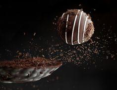 Chocolate Truffle explosion by Rafal Kiermacz on 500px