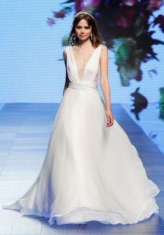 Robe de mariée empire Alessandra Rinaudo
