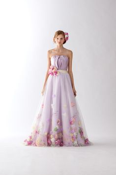 Designer Clothes, Shoes & Bags for Women Wedding Dress Patterns, Colored Wedding Dresses, Designer Wedding Dresses, Beautiful Gowns, Beautiful Outfits, Bridal Gowns, Wedding Gowns, Wine Dress, Fairytale Dress