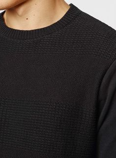 Photo 2 of Only And Sons Black Sweater