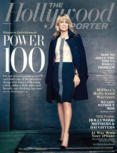 Boston University BU alumna Bonnie Hammer (CGS '69, COM '71, SED '75) was named the Hollywood Reporter's Most Powerful Woman in Hollywood