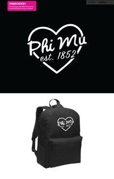191806 - CSUN Phi Mu | Backpacks '17 - View Proof - Kotis Design